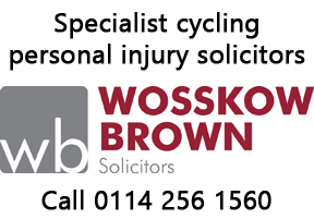 Specialist cycling personal injury solicitors Call 0114 256 1560