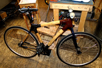 bamboo-bike