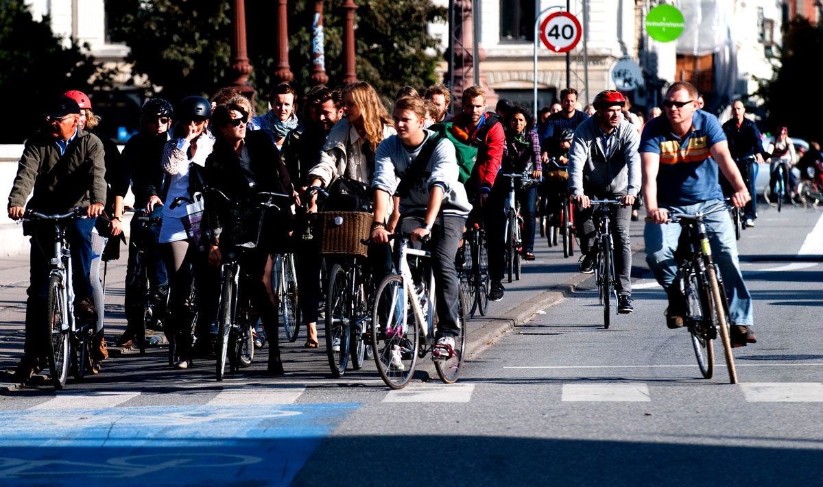 urban-cycling