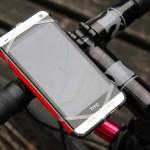 Finn Universal silicon smartphone mount for bikes