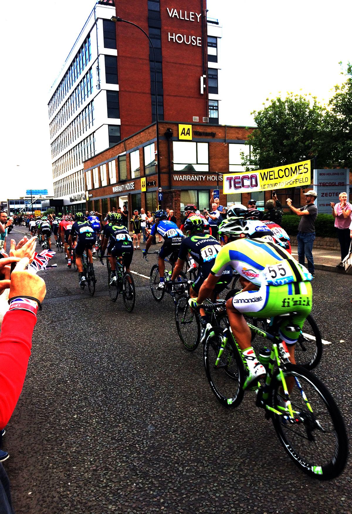 Tour de France Sheffield 6
