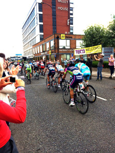 Tour de France Cycling Sheffield 21