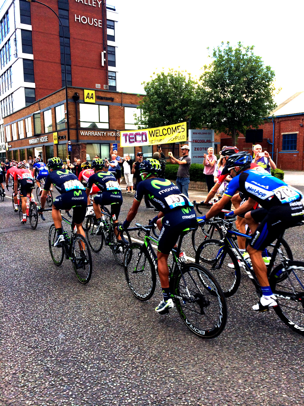 Tour de France Sheffield 9