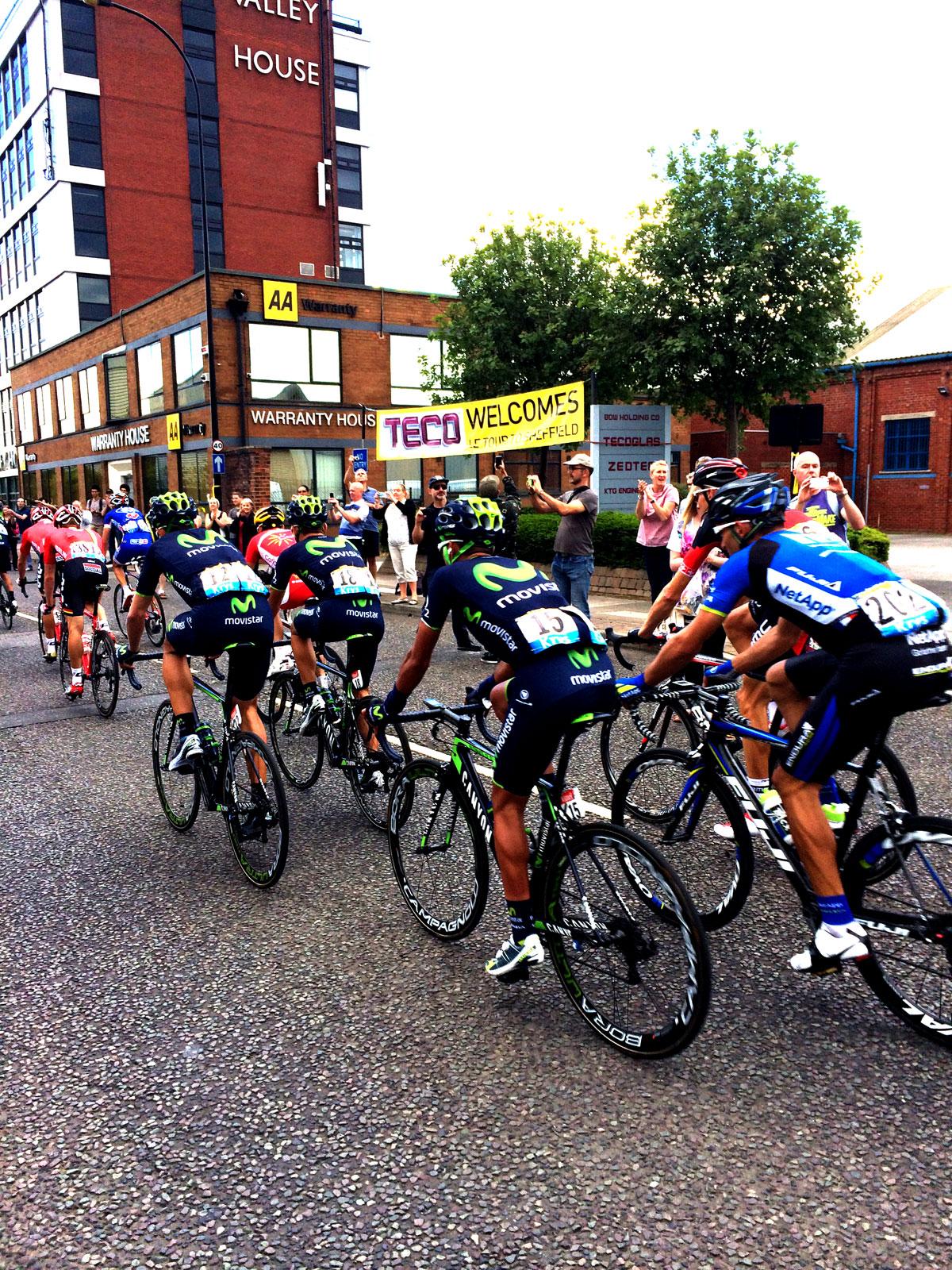 Tour de France Sheffield 9