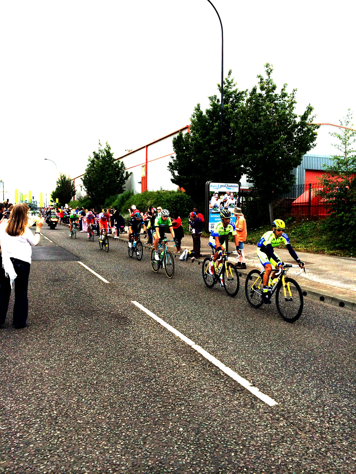 Tour de France Cycling Sheffield 30