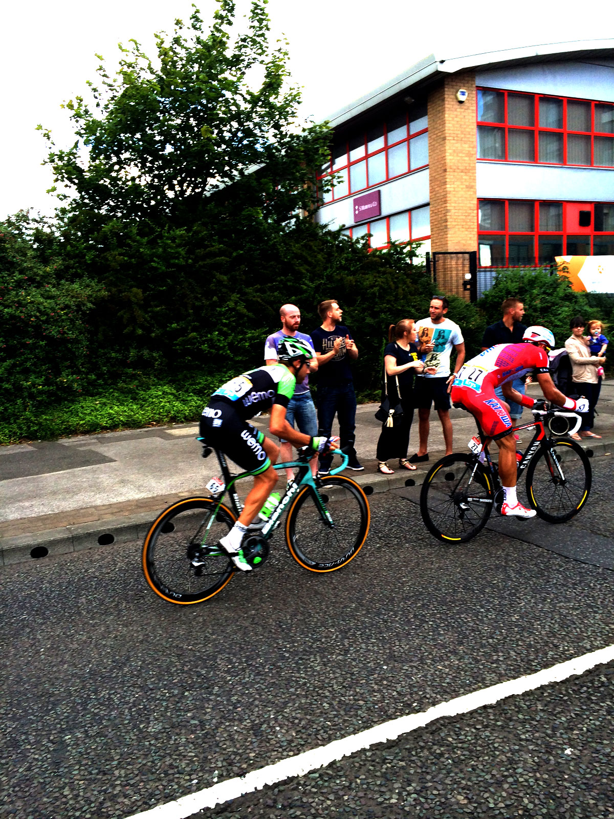 Tour de France Sheffield 10