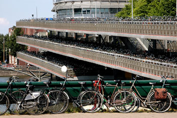 dutch-bicycle-parking