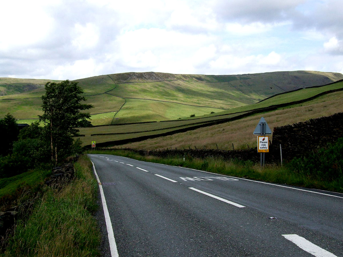 snake pass best uk road trips