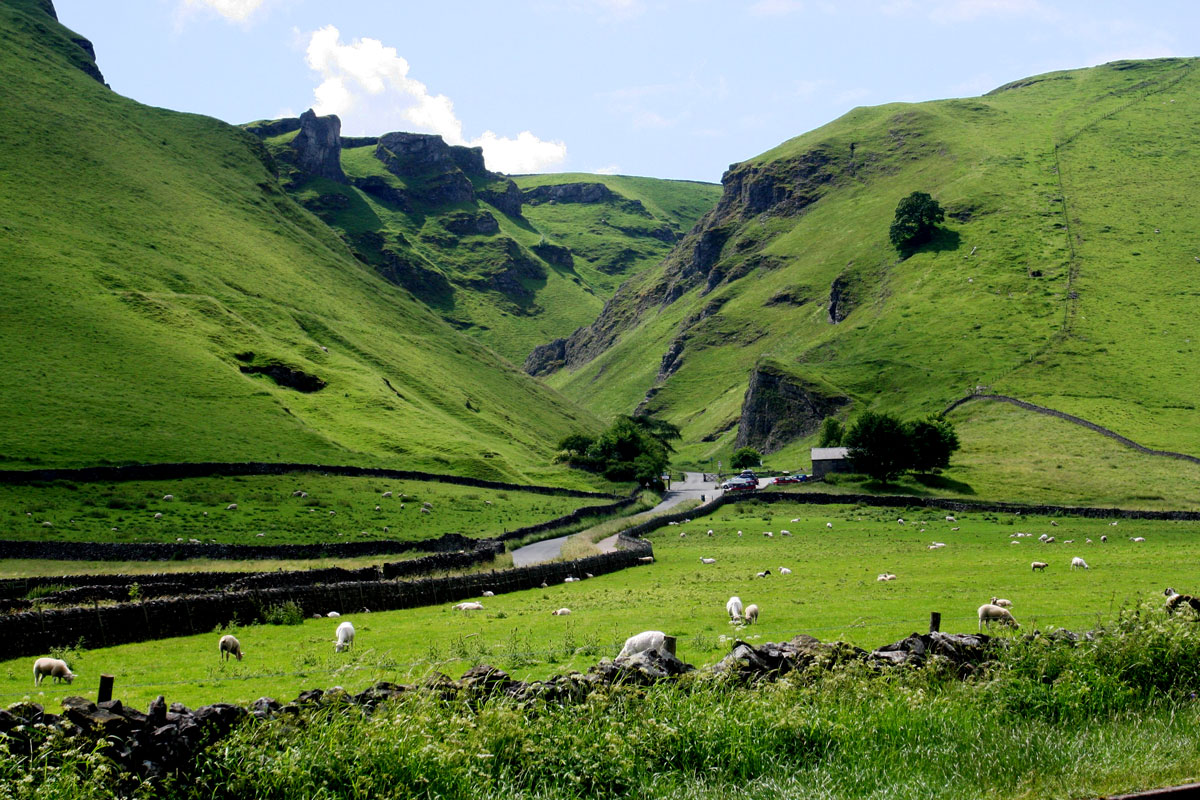 5 great locations for peak district cycling for The sheffield