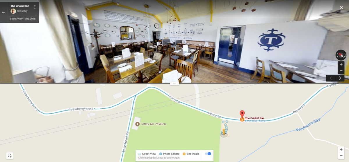 360 Virtual View will get your business on Street View with 3D virtual tours