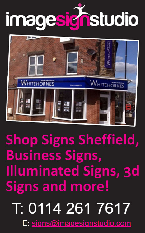 Image Sign Studio sign maker Sheffield