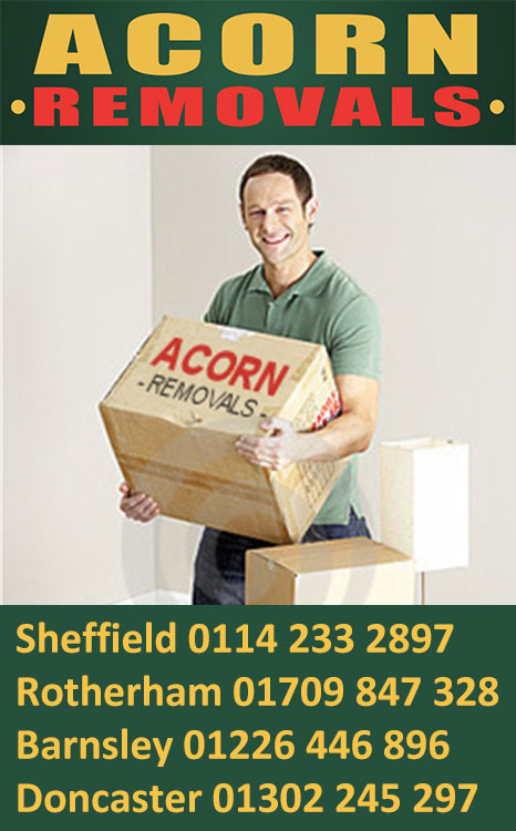 Acorn Removals Sheffield